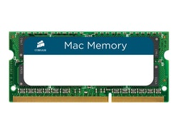 CORSAIR Mac Memory DDR3 16GB kit 1600MHz CL11 SO-DIMM 204-PIN