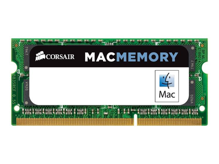 CORSAIR Mac Memory DDR3 4GB 1333MHz CL9 SO-DIMM 204-PIN