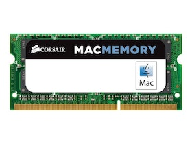 CORSAIR Mac Memory DDR3 4GB 1333MHz CL9 SO-DIMM 204-PIN