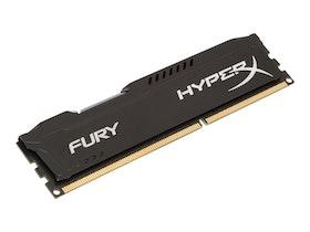 KINGSTON HyperX FURY DDR3 4GB 1600MHz CL10