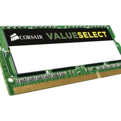 CORSAIR Value Select DDR3L 8GB 1600MHz CL11 SO-DIMM 204-PIN
