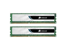 CORSAIR Value Select DDR3 4GB kit 1333MHz CL9
