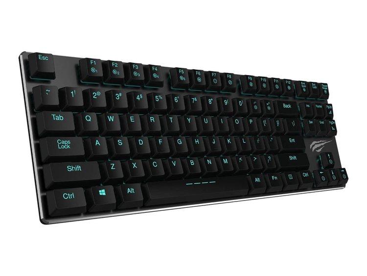 Havit HV-KB390L Gaming Mechanical Keyboard Nordic Black