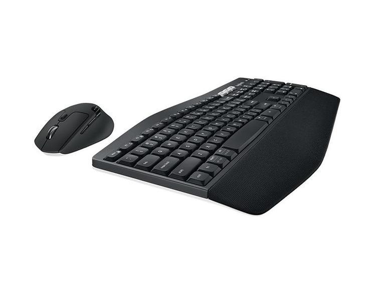 Logitech MK850 Performance Tastatur og mus-sæt Trådløs Dansk/Finsk/Norsk/Svensk