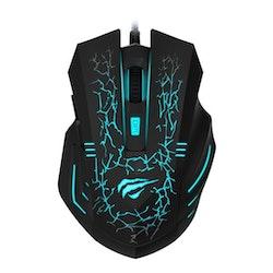 Havit HV-MS672 Gaming Mouse Black