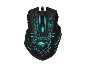 Havit HV-MS672 Gaming Mouse Black