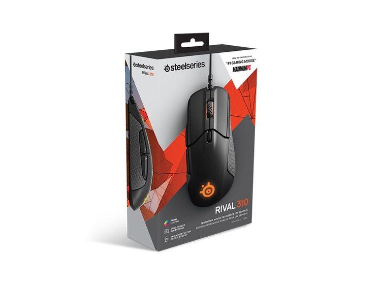 SteelSeries Rival 310 Optisk