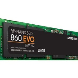 Samsung SSD 860 Evo 250GB SATA6 M.2 2280