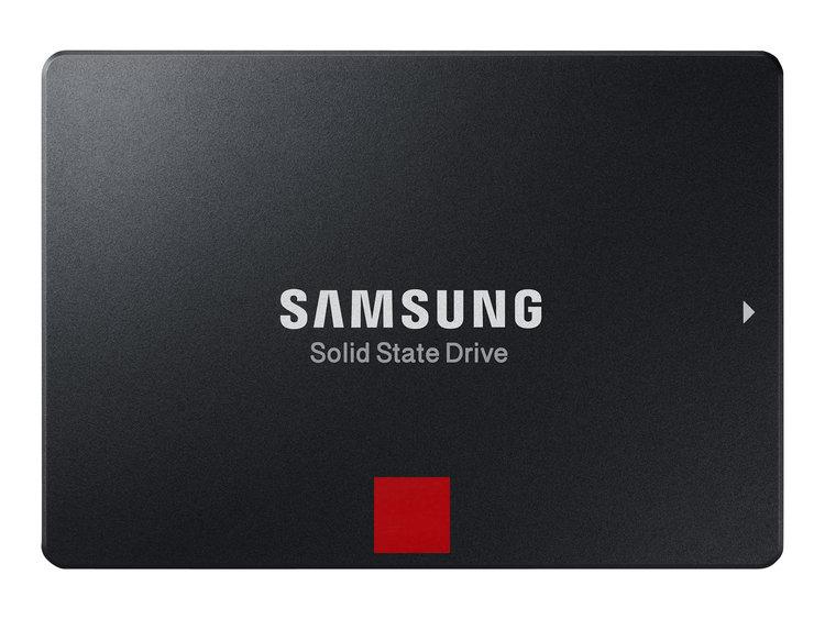 """Samsung 860 PRO SSD MZ-76P256B 256GB 2.5"""" SATA-600"""