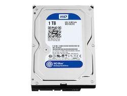 """WD Blue Harddisk WD10EZEX 1TB 3.5"""" SATA-600 7200rpm"""