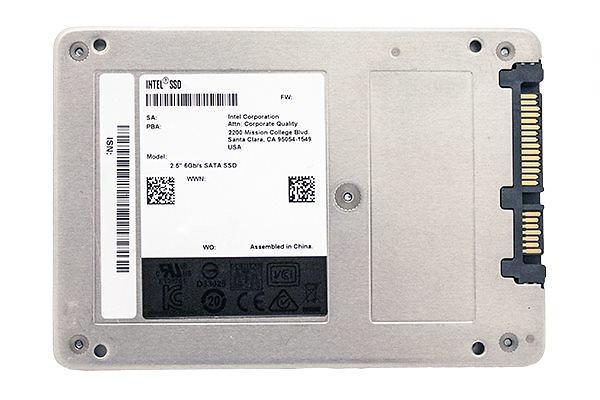 """Intel SSD Solid-State Drive 545S Series 256GB 2.5"""" SATA-600"""