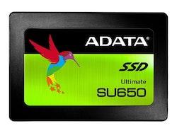 """ADATA Ultimate SSD SU650 240GB 2.5"""" SATA-600"""