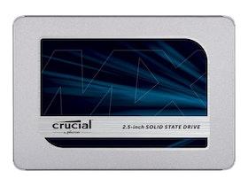 "Crucial SSD MX500 1TB 2.5"" SATA-600"