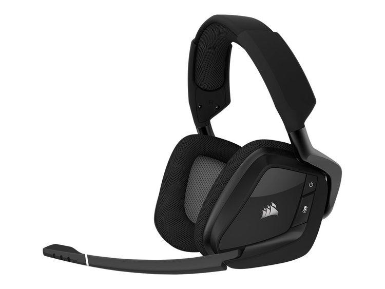 Corsair Void Pro RGB Wireless svart Headset