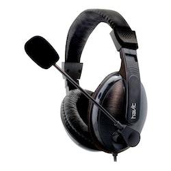 Havit HV-H139D Basicline Headset Black/Grey