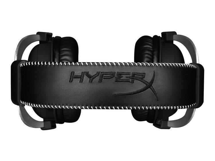 Kingston HyperX CloudX silver