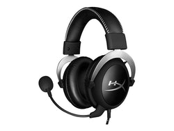 Kingston HyperX CloudX silver
