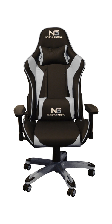 Nordic Gaming Racer RL-HX01 Chair White Black