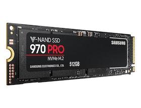Samsung 970 Pro Series MZ-V7P512BW 512GB