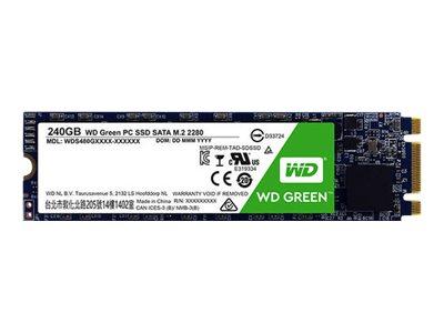 WD Green PC SSD M.2 SATA III 120GB