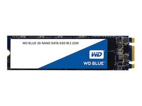 WD Blue 3D NAND SSD M.2 250GB M.2 SATA-600