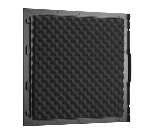 Cooler Master Silencio 550 (Svart) Miditower ATX