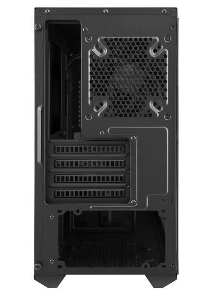 Cooler Master MasterBox Lite 3.1 Minitower Micro-ATX inget nätaggregat - Svart