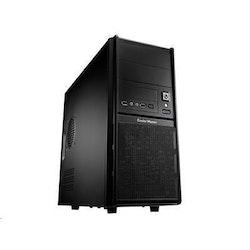 Cooler Master Elite 342 - Mini tower - micro ATX - inget nätaggregat (ATX / PS/2) - svart - USB/ljud