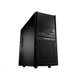 Cooler Master Elite 342 - Mini tower - micro ATX - inget nätaggregat (ATX / PS/2) - svart - USB/ljud