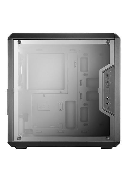 Cooler Master MasterBox Q300L - Mini tower - micro ATX