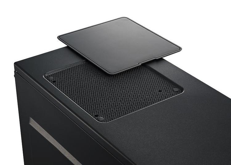 Cooler Master Silencio 352 - Miditower - Mini ITX / Micro ATX