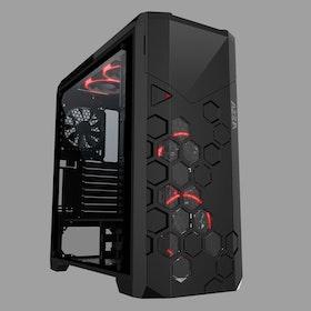 AZZA Storm 6000 (Svart/Transparent)