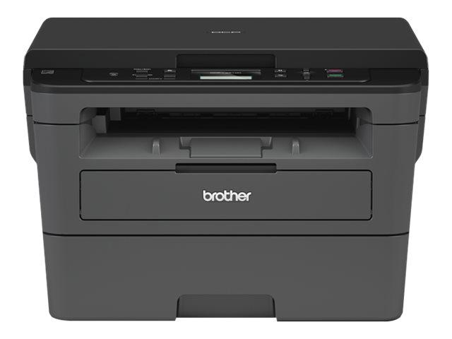 Brother DCP-L2510D - Multifunktionsskrivare - svartvit - laser