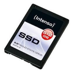 """Intenso SSD 512GB 2.5"""" SATA-600"""