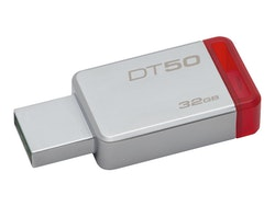 Kingston DataTraveler 50 32GB röd