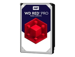 "WD Red Pro NAS Hard Drive Harddisk WD2002FFSX 2TB 3.5"" SATA-600 7200rpm"