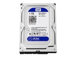 "WD Blue Harddisk WD10EZRZ 1TB 3.5"" SATA-600 5400rpm"