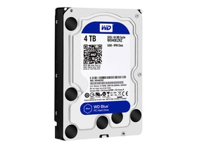 "WD Blue Harddisk WD40EZRZ 4TB 3.5"" SATA-600 5400rpm"