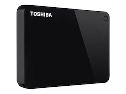 Toshiba Canvio Harddisk Advance 3TB USB 3.0