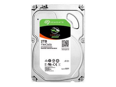 "Seagate FireCuda Hybrid harddisk ST2000LX001 2TB 2.5"" SATA-600"