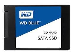 """WD Blue 3D NAND SATA SSD SSD WDS250G2B0A 250GB 2.5"""" SATA-600"""