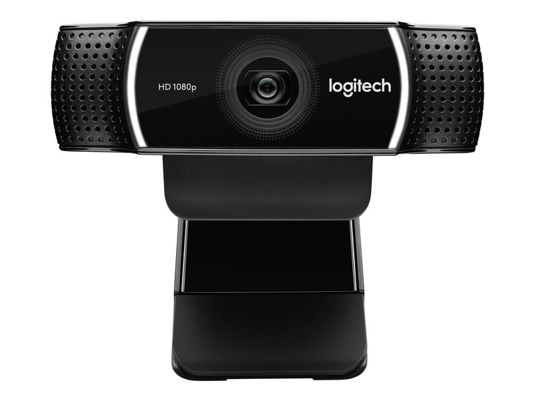 Logitech HD Pro Webcam C922 Webkamera Fortrådet