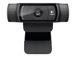 Logitech HD Pro Webcam C920 1920 x 1080 Webkamera