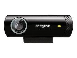 Creative Live! Cam Chat HD 1280 x 720 Webkamera