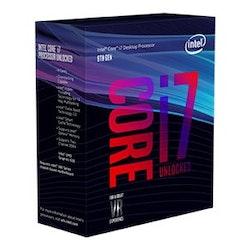 Intel CPU Core I7-8700K 3.7GHz 6 kerner LGA1151