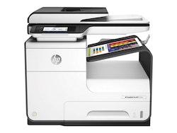 HP PageWide Pro 477dw Bläckskrivare Multifunktion med fax - Färg - Bläck