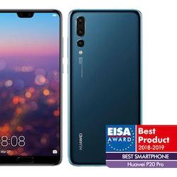 "Huawei P20 Pro 6.1"" 128GB 4G Blå"