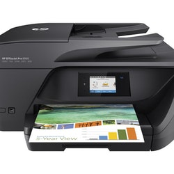 HP Officejet Pro 6960 All-in-One - Multifunktionsskrivare