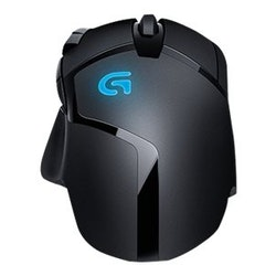 Logitech Hyperion Fury G402 Kabling Svart