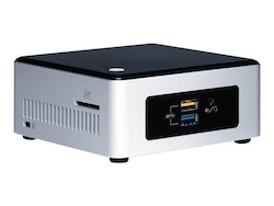 Intel Next Unit of Computing Kit NUC5CPYH Mini PC N3050 0MB 0GB No-OS